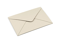 Our Paper Process - Envelope