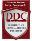 DDC Criminal Record Checks